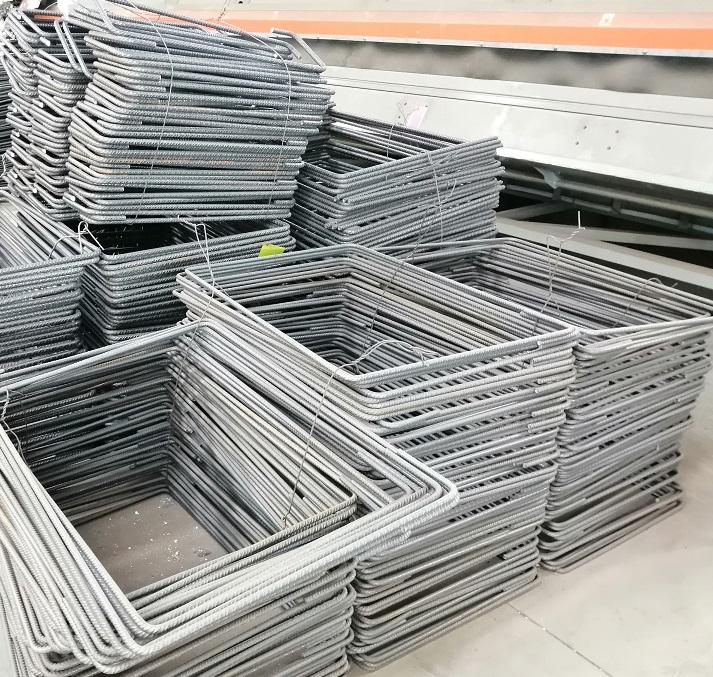 A betonacél előkészítéssel csak jól járhat!